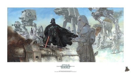 Dave Dorman: A Slight Disturbance Print