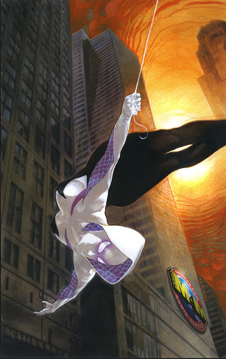Spider Gwen by Dave Dorman